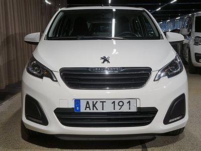 gebraucht Peugeot 108 Active Nyservad & V-hjul dubb!