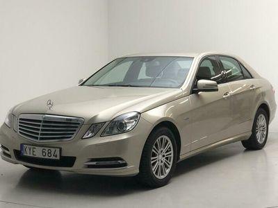 begagnad Mercedes E350 W212 (292hk)