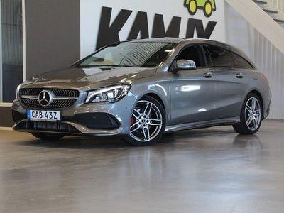 begagnad Mercedes 200 CLA Benz-Benz   AMG-Sky   2019, Sportkupé 279 800 kr
