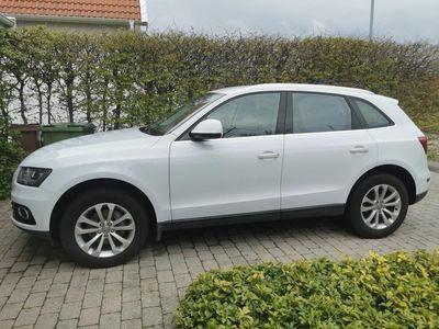 begagnad Audi Q5 2.0 TDI clean diesel quattro S