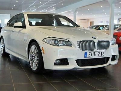 begagnad BMW 550 i Sedan Steptronic M Sport 2013, Sedan Pris 274 900 kr