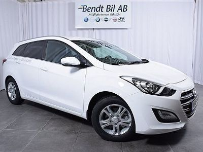 begagnad Hyundai i30 Go Edition 1.6 Kombi