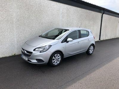 gebraucht Opel Corsa Enjoy 5d 1.4 /90hk Pluspaket Apple Carplay SUMMERSALE