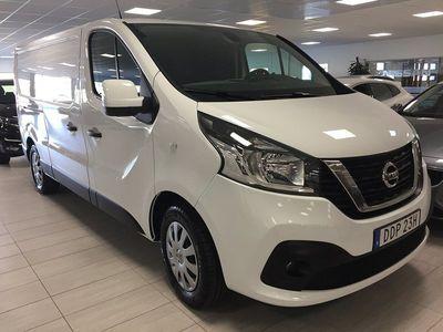 begagnad Nissan NV300 VAN 1.6 DCI 145 6 M T L2H1 WORKING V-Hjul 2019, Transportbil 287 375 kr