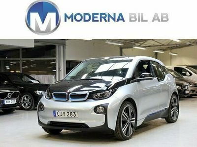 begagnad BMW i3 60 AH REX HYBRID TAKLUCKA BACKKAMERA KOMFORTPKT