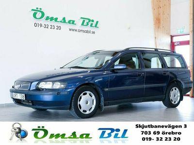 begagnad Volvo V70 2.4 Manuell, 170hk