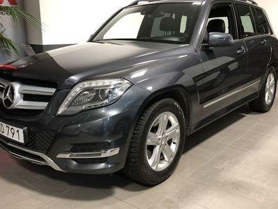 begagnad Mercedes GLK220 220cDi 4-Matic 170HK