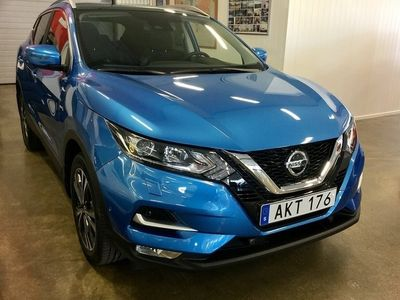 brugt Nissan Qashqai DIG-T 115 N-Connecta 2WD 6M/T Vision Pack Glassroof