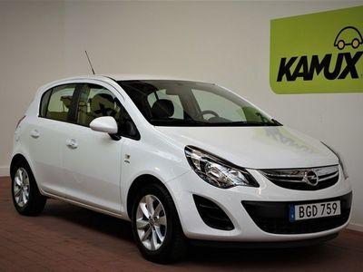 begagnad Opel Corsa 5-dörrar 1.4 Automatisk, 100hk, 2014