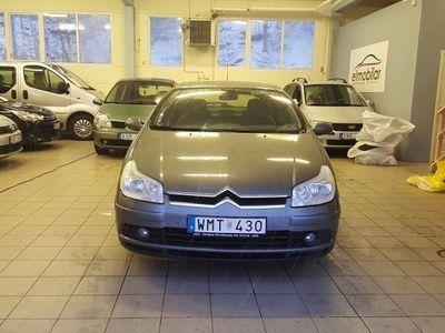 begagnad Citroën C5 drag, lågmilare,nybesiktigad -05
