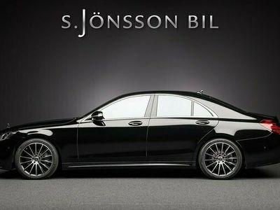 begagnad Mercedes S560 S BenzAMG V8 biturbo Se Filmen 2019, Sedan Pris 829 000 kr