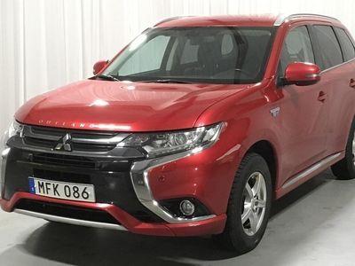 brugt Mitsubishi Outlander P-HEV 2.0 4WD (121hk)