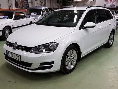 gebraucht VW Golf 1.4 TGI BlueMotion Sportscombi 2015, Halvkombi 129 000 kr