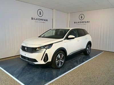 begagnad Peugeot 3008 Allure Plug-In Hybrid För omg. leverans 2021, SUV Pris 414 400 kr