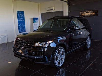 begagnad Land Rover Range Rover Vogue 4.4 SDV8 Pano 34
