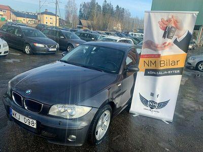 begagnad BMW 120 i Advantage 150hk