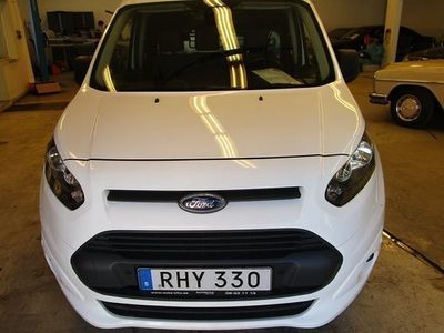 begagnad Ford Transit Connect LWB 1.5 TDCi SelectShift