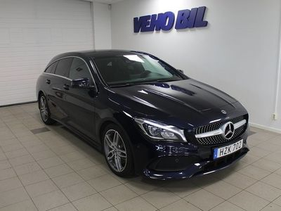 usata Mercedes CLA220 Shooting Brake AMG Aut Drag