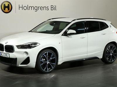 begagnad BMW X2 xDrive20i M Sport Innovation Edt