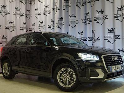 begagnad Audi Q2 1.4 TFSI Design ProLine Euro6 150hk -17