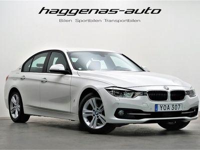 begagnad BMW 330e / 252hk / Sport Line / MOMS