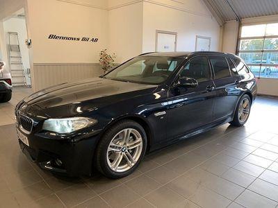 begagnad BMW 520 d xDrive Touring M-Sport / Aut