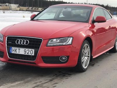 begagnad Audi A5 3.0 TDI quattro