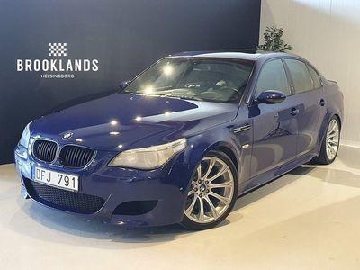 begagnad BMW M5 V10 507hk Head-up