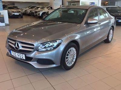 gebraucht Mercedes C220 BLUE