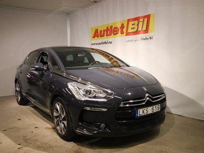 begagnad Citroën DS5 2.0 HDi 163 AUT PANORAMA DRAG HEAD-UP
