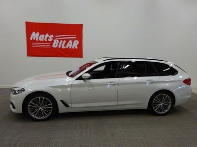 begagnad BMW 520 d Xdrive 190hk Steptronic SportLine