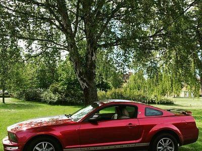 begagnad Ford Mustang 4,0L V6
