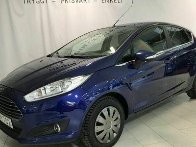 begagnad Ford Fiesta 1,0T EcoBoost 5dr Aut 100hk S+V-hjul