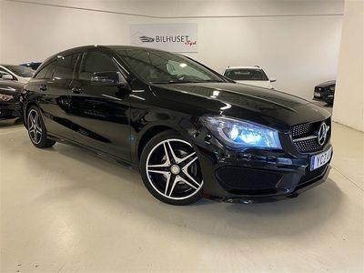 begagnad Mercedes CLA200 bensin AMG Night/Euro6/SV-Såld