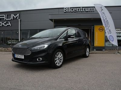 used Ford S-MAX 2.0 TDCi Powershift 7-sits 180hk