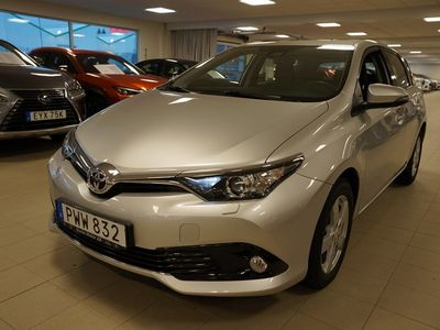 begagnad Toyota Auris 1,2T 5D ACTIVE Motorvärmare