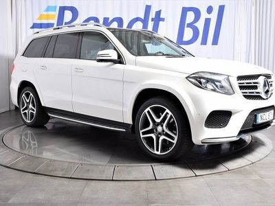 begagnad Mercedes GLS350 d 4MATIC / AMG / Glastak