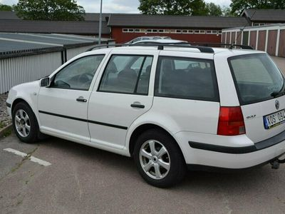 begagnad VW Golf VAR. 2,0 BIFUEL