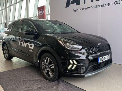 begagnad Kia Niro 1,6 GDI Hybrid Pluspaket 2 | DEMO