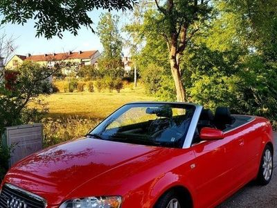begagnad Audi A4 Cabriolet 1.8 S-Line