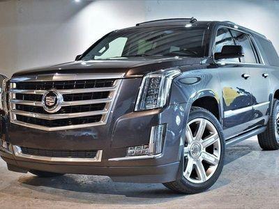 begagnad Cadillac Escalade ESV 6.2 V8 4WD 7-SITS 426Hk