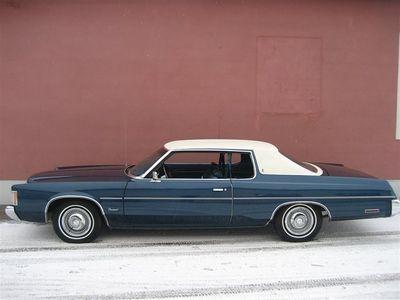 gebraucht Chrysler Newport Lågmilare 74