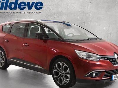 begagnad Renault Grand Scénic GRAND SCENICEnergy TCe 130 Zen 2017, Kombi 179 900 kr
