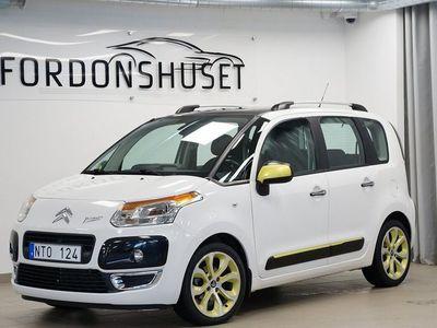 begagnad Citroën C3 Picasso 1,6 HDI | DRAGKROK