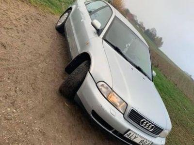 begagnad Audi A4 1.8T 149 HK -97
