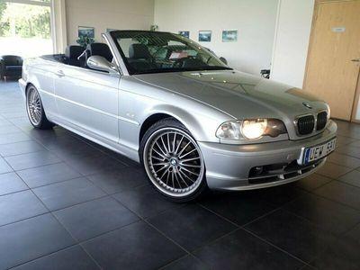 begagnad BMW 320 Cabriolet Ci Convertible Ci 2002, Pris 88 000 kr
