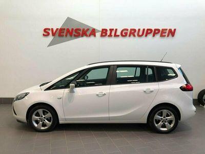 begagnad Opel Zafira Tourer 1.4 Turbo Eu6 7-sits
