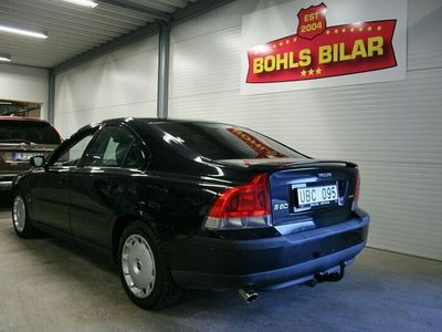 begagnad Volvo S60 2.5T Business 210hk / NYBES /