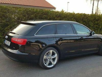 begagnad Audi A6 4GAVANT