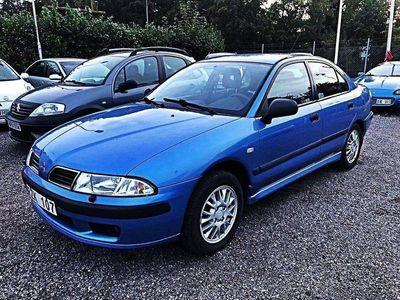 begagnad Mitsubishi Carisma 1.8 2001, Halvkombi 11 000 kr